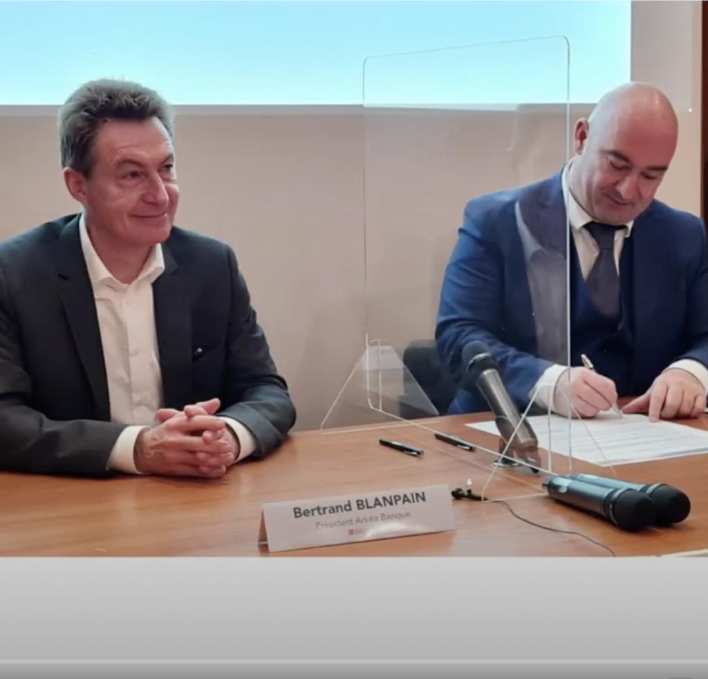 ARKEA Banque entreprises et institutionnels rejoint le Club Partenaires FEDEREC !